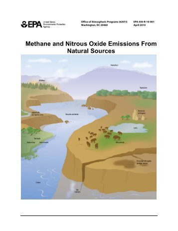 Methane and Nitrous Oxide Emissions from Natural Sources