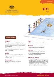 Yiri - Australian Sports Commission