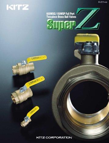 600WOG / 150WSP Full Port Two-piece Brass Ball Valves