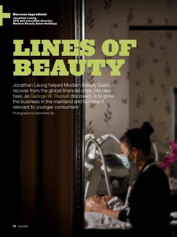 Beauty boom - Hong Kong Society of Accountants