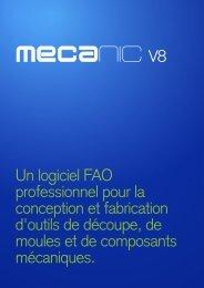 Téléchargez la brochure de Mecanic v8 - Mecasoft SA