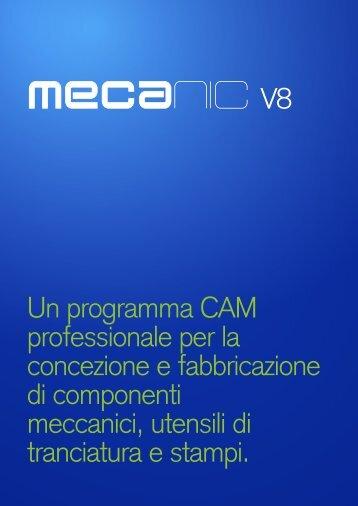 Mecanic V8 Brochure Italiana - Mecasoft SA