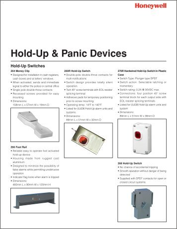 HoldUp Device.pdf - Alarm Systems Corporation