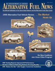 Alternative Fuel News Vol. 1 - No. 2 - EERE - U.S. Department of ...