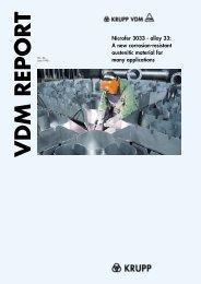 Nicrofer 3033 alloy 33 english - ThyssenKrupp VDM