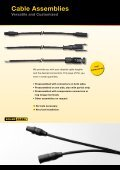 Cable Assemblies Versatile and Customized - Solar-Kabel - Page 5