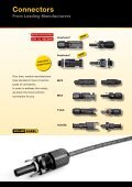 Cable Assemblies Versatile and Customized - Solar-Kabel - Page 6