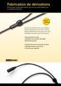 Gamme complète pour le câblage photovoltaïque Des ... - Solar-Kabel - Page 4