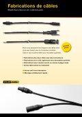 Gamme complète pour le câblage photovoltaïque Des ... - Solar-Kabel - Page 5