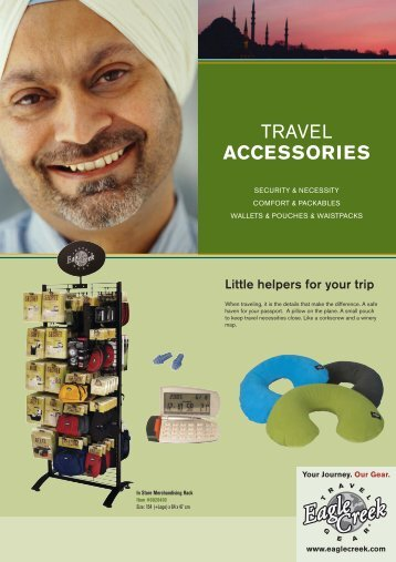 TRAVEL ACCESSORIES - eaglecreekluggage.co.uk