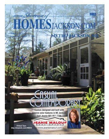 Home in Jackson - Blake Publishing Online