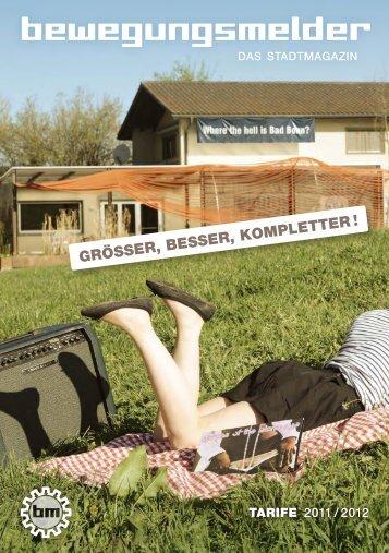 ALLGEMEINE GESCHÄFTSBEDINGUNGEN FÜR - Mediabox