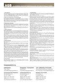 ALLGEMEINE GESCHÄFTSBEDINGUNGEN FÜR - Mediabox - Seite 2