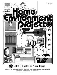 4JB-01PO: Home Environment Project Unit 1: Exploring Your Home