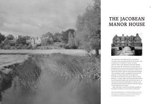 Jacobean manor houses - Owlpen Manor