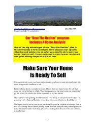 Make Sure Your Home Is Ready To Sell - For Sale By Owner ...