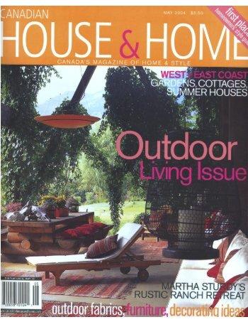 house&home - Martha Sturdy