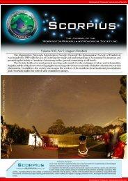 August 2012 - Mornington Peninsula Astronomical Society