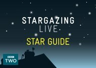 Stargazing LIVE Star Guide - Thinktank