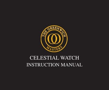 Celestial Manual.pdf - Accurist Watches