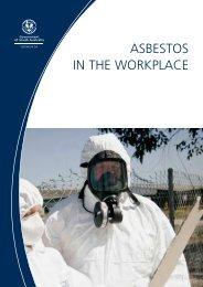 ASBESTOS IN THE WORKPLACE - SafeWork SA - SA.Gov.au