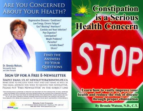 Constipation Brochure - Romwell.com