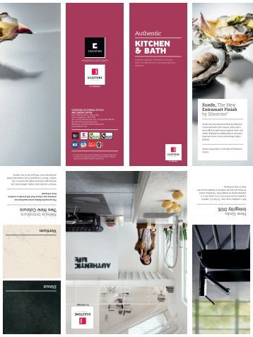 Silestone brochure 2013 - This is South Devon