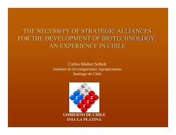 The Necessity Of Strategic Alliances For The Development
