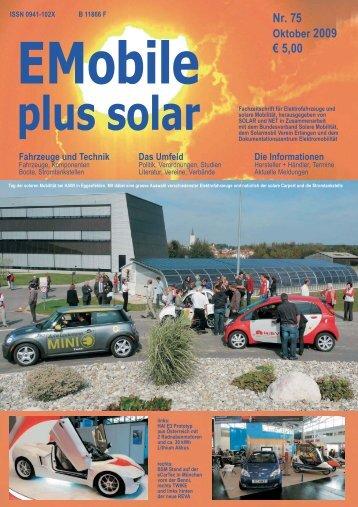 Ausführlicher Bericht - Solarmobil.net