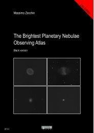 The brightest planetary nebulae - The Webb Deep-Sky Society
