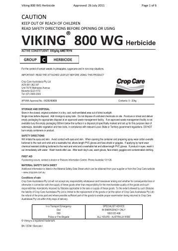daconate herbicide