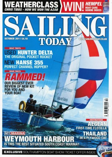 Sailing Today Article - Victron Energy