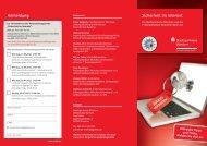 Sicherheit im Internet Anmeldung - Stadtsparkasse München