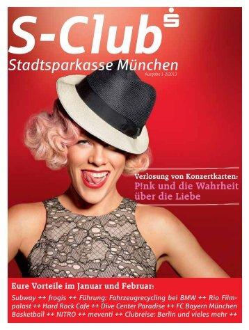 P!nk und die Wahrheit über die Liebe - Stadtsparkasse München
