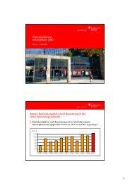 Pressekonferenz Jahresbilanz 2007 Bestes Betriebsergebnis nach ...