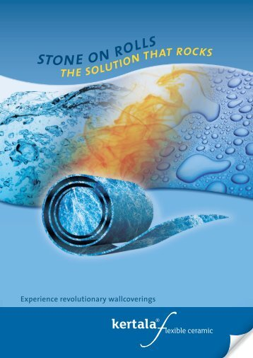 stone on rolls - Home