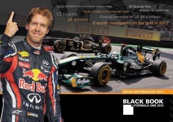 Download Media Pack - Formula One Black Book