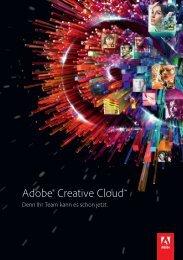 Adobe® Creative Cloud™