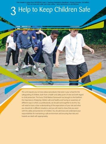 S/NVQ Level 3 TA's Handbook - Pearson Schools