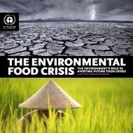 The Environmental Food Crisis - GRID-Arendal