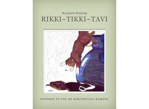 Kipling, R. Rikki-Tikki-Tavi.