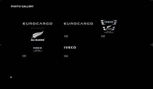 Eurocargo and All Blacks. Built the same way.
