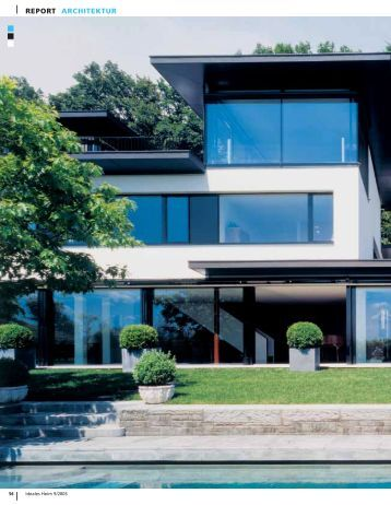 Egon Meier, Architekt - Meier Architekten