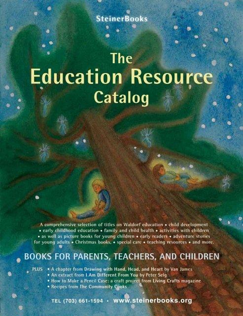 Education Catalog for Parents, Teachers & Children - SteinerBooks