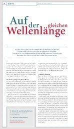 Bericht. - Meichle + Partner AG