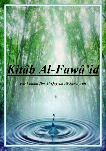 Kitab-Al-Fawa-id
