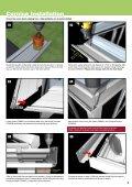 Cornice Installation Guide - Prefix Systems - Page 3