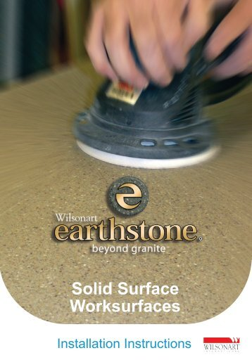 Earthstone Installation - Decorative Products