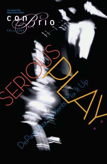 DePaul Jazz Students Mix It Up - DePaul University School of Music