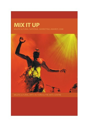 MIX IT UP - Multicultural Arts Victoria